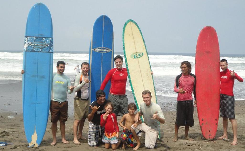 Surf Stevens Surf School