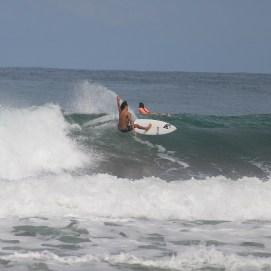 Surfing playa jaco May 29th 2016 041