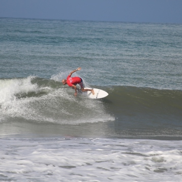 Surfing Playa Jaco Day #1 ISA world Contest 2016 071