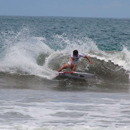 Surfing Playa Jaco Day #1 ISA world Contest 2016 221