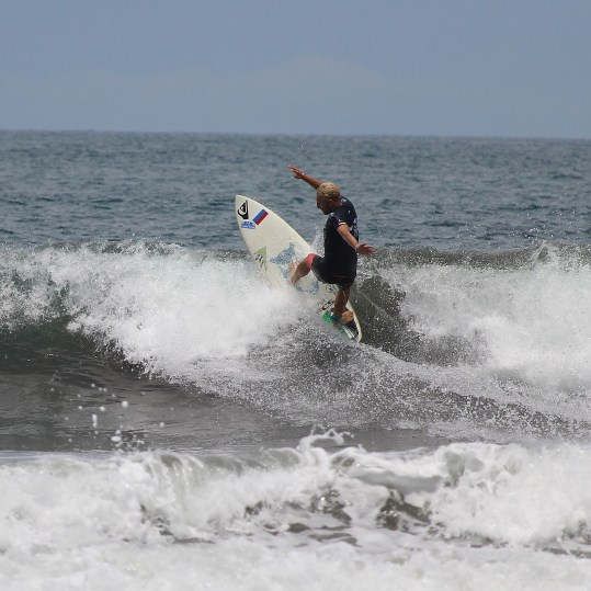 Surfing Playa Jaco Day #1 ISA world Contest 2016 223