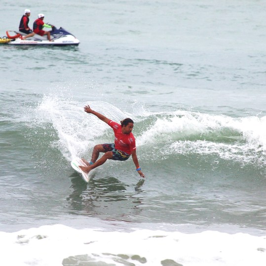 Surfing Playa Jaco Day #2 ISA world Contest 2016 005