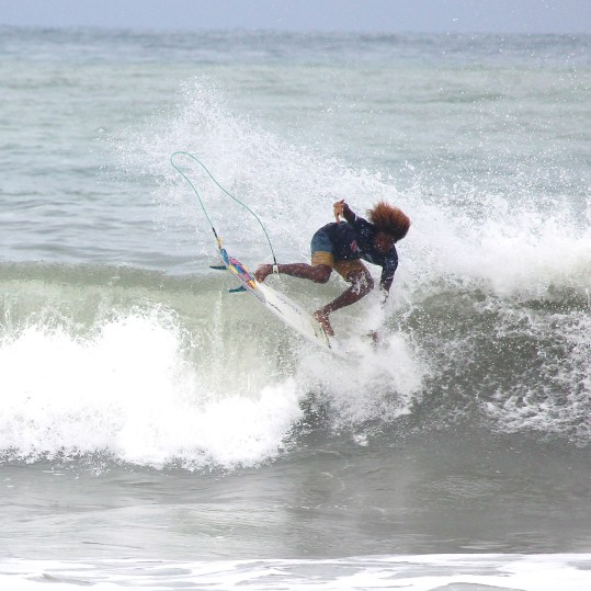 Surfing Playa Jaco Day #2 ISA world Contest 2016 008