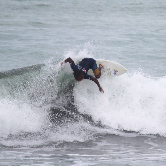 Surfing Playa Jaco Day #2 ISA world Contest 2016 018