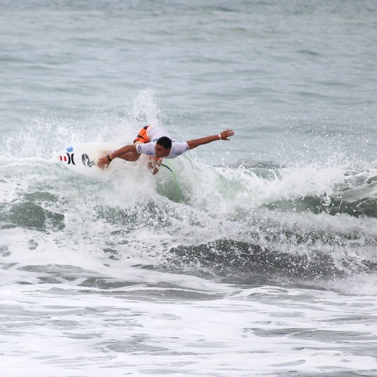 Surfing Playa Jaco Day #2 ISA world Contest 2016 020