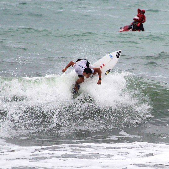 Surfing Playa Jaco Day #2 ISA world Contest 2016 076