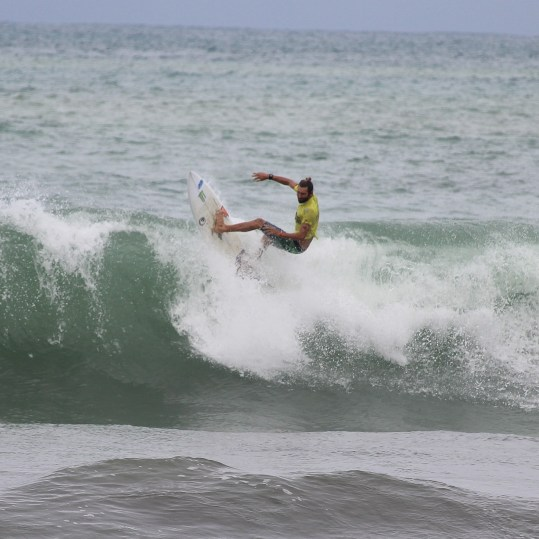 Surfing Playa Jaco Day #2 ISA world Contest 2016 101