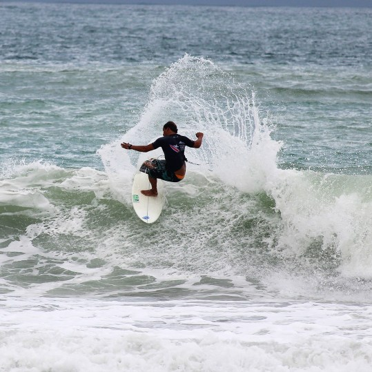 Surfing Playa Jaco Day #2 ISA world Contest 2016 130