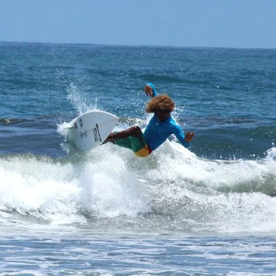 Surfing Playa Jaco pre ISA world Contest 2016 038