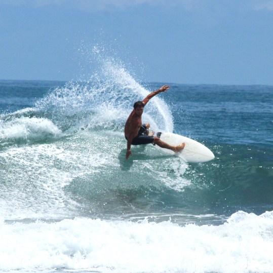 Surfing Playa Jaco pre ISA world Contest 2016 049