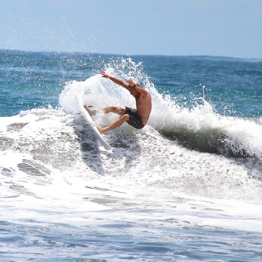 Surfing Playa Jaco pre ISA world Contest 2016 121