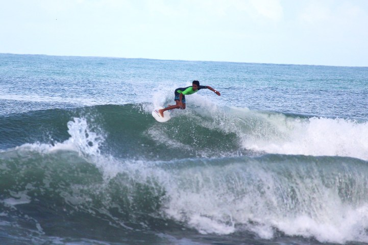 Central Pacific Surfing Highlights Surfing Playa Jaco June 26th 2016 001